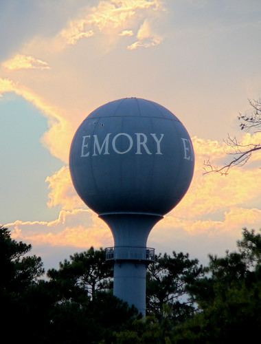 Emory Watertower | by Nrbelex