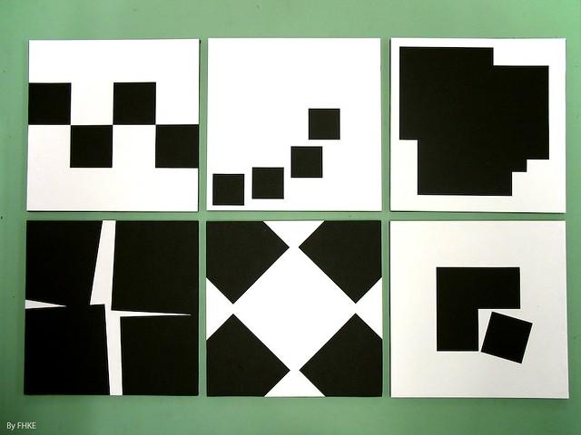 Arch 100 - Black Square Problem | FHKE | Flickr
