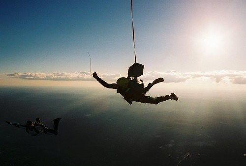Pull the ripcord! | by Skydiver Mark Wilson