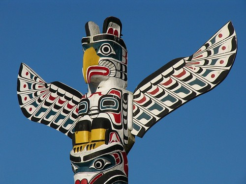 Totem Pole Vancouver | by Kevin Grahame
