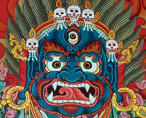 Mahakala | by James Wainwright