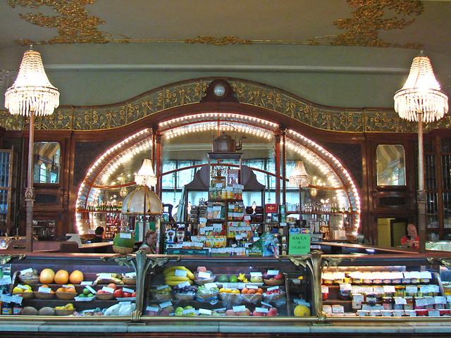 L 39 art nouveau saint petersbourg el ments de d cor et for Art nouveau interieur