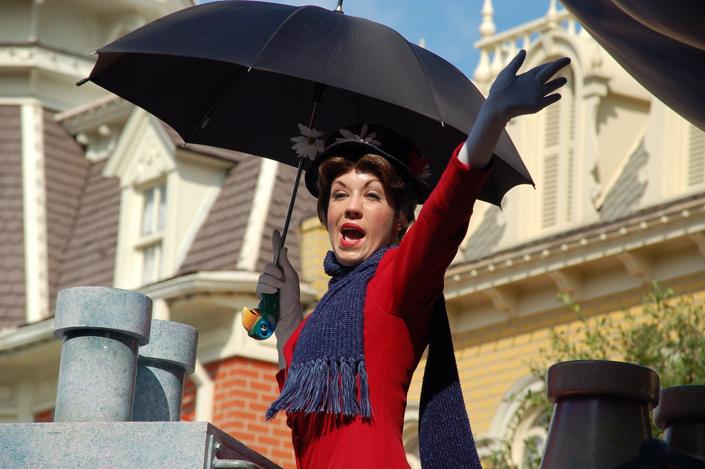 Mary Poppins  I Really Like This One, It Seems To Capture -1948