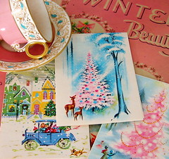 Vintage Christmas Cards | by Picnic by Ellie