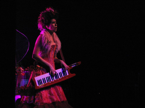 Imogen Heap 008 | by zeejaydee