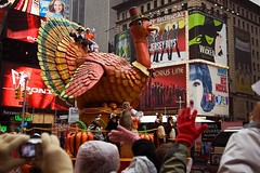 Macy's Thanksgiving Day Parade 06, Turkey - MDPNY20061125 | by mdpNY