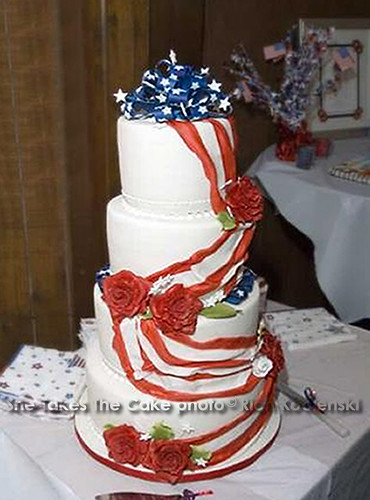 Three Tier Birthday Cakes Pictures