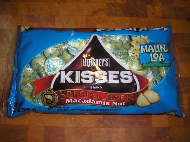 Dark Chocolate Hershey Kisses Canada