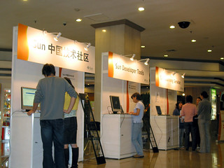 OpenSolaris at Tech Days Beijing | by jimgris