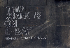 This Chalk is on Ebay.... | by daddyw