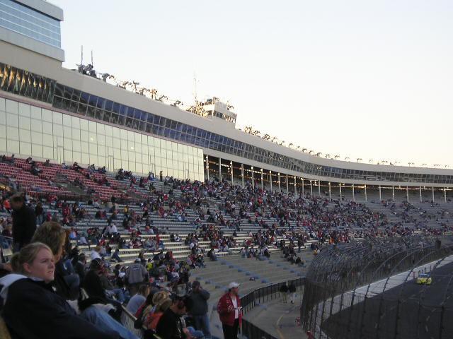 Lowes Motor Speedway Seating Dollar General 300 Nascar