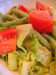green_bean_and_tomato_salad | by tofu666