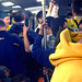 Post-Game BART Riders