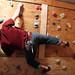 Geoff Climbing
