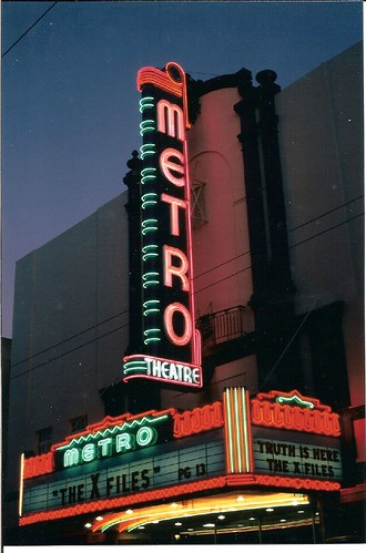 Metro cinema, San Francisco | by HowardBHaas