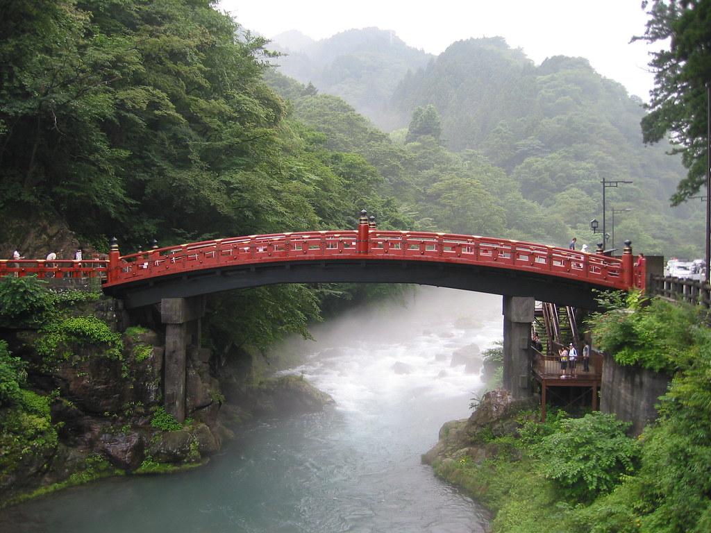 Puente Nikko Japan