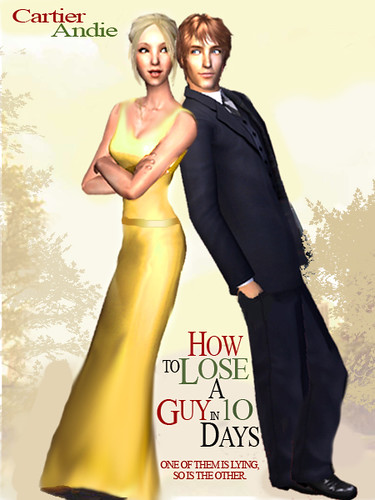 Example Round 1 How To Lose A Guy In 10 Days - Poster -2790