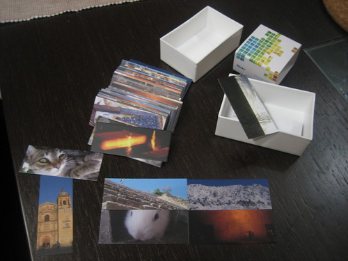 A sample of moo minicards | by vmaurin