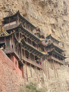 Hanging Monastery - Datong , China | by bigguyoz