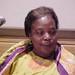 Pan-African Parliament President Dr. Gertrude Ibengwe Mongella