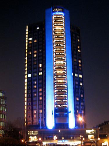 Hilton Hotel Park Lane