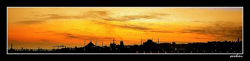 A Different İstanbul Silhouette | by serkanizm_83