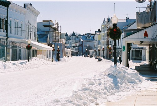 Mackinac Island Weather In August