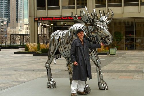 Keith with Metal Moose | by Avery Studio