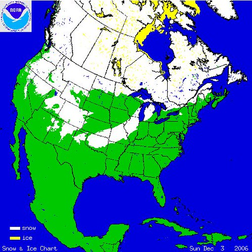 NOAA Snow Cover Map | www.ssd.noaa.gov/PS/SNOW/DATA/cursnow_… | Flickr
