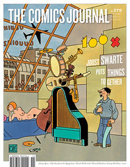 The Comics Journal #279, December 2006 - front cover | by fantagraphics