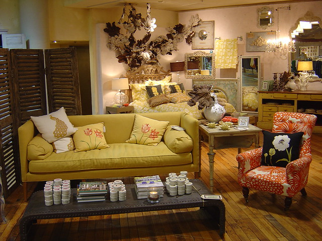 Anthropologie anthropologie downtown seattle elena for Home decorating like anthropologie