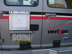 random face on verizon | by sokref1