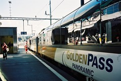 GoldenPass Panoramic Train | by gromitgirl