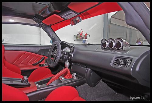 S2000 Custom Interior | By: Alex Car Restoration | Flickr