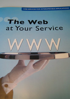 The Web at Your Service WWW | by psd