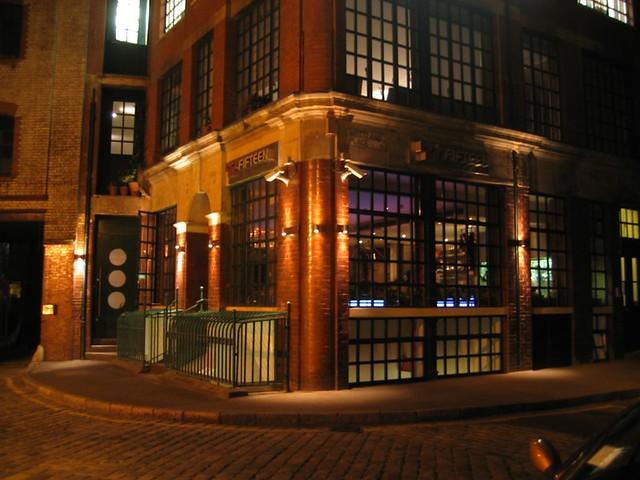 Oliver S Restaurant And Fagins Wine Bar Penketh