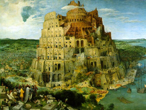 Tower of Babel | by ThomasThomas