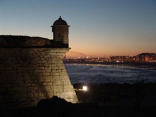 Castelo do Queijo - Porto - Portugal - Explore #168 (29.10 ...