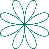 8 petal flower pattern template 8 petal flower pattern tem flickr