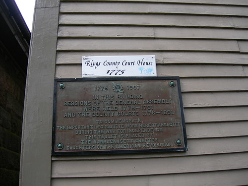 (Old) Kings County Court House Marker | by jimmywayne
