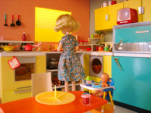 mom\'s happy kitchen | mother\'s happy kitchen re-ment is cute… | Flickr