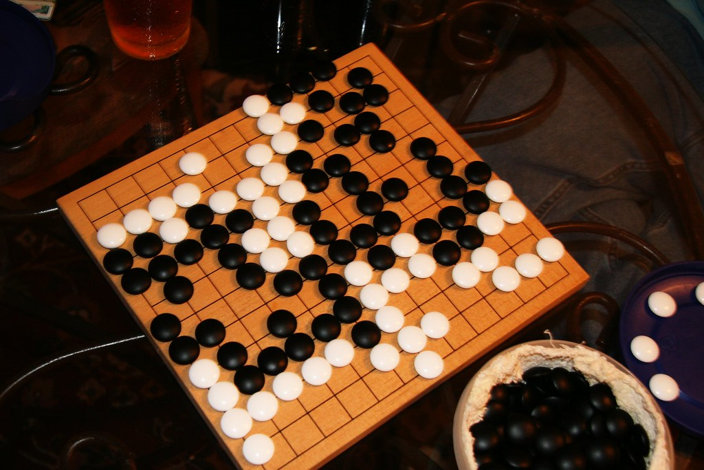 30 White To 28 Black White Wins By 2 Chad Miller Flickr