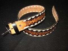 Tex-made Leather Belt | by HousingWorksPhotos