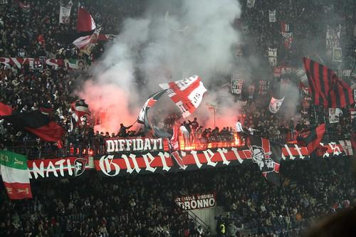 AC Milan ultras | olaszmelo | Flickr