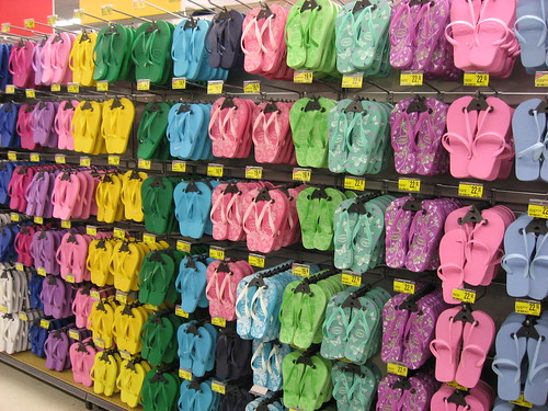 Havaianas in a store | by Kai Hendry