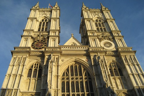 UK - London - Westminster: Westminster Abbey - West Front Towers | by wallyg