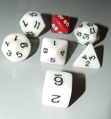 My D&D Dice | by Vanessa Pike-Russell