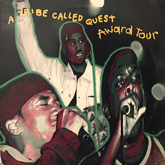 A TRIBE CALLED QUEST:AWARD TOUR(JACKET A)
