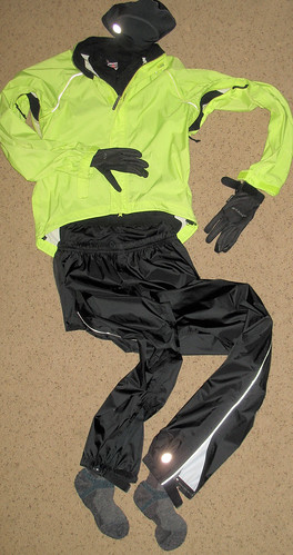 Winter cycling gear | by Richard Masoner / Cyclelicious