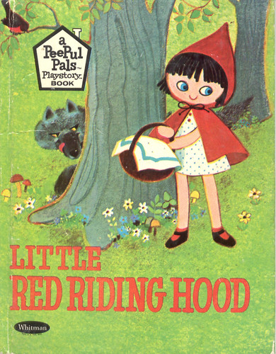 Little Red Riding Hood, 1967 | by Woof Nanny